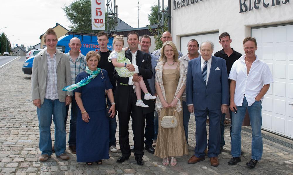 100ième anniversaire en 2008